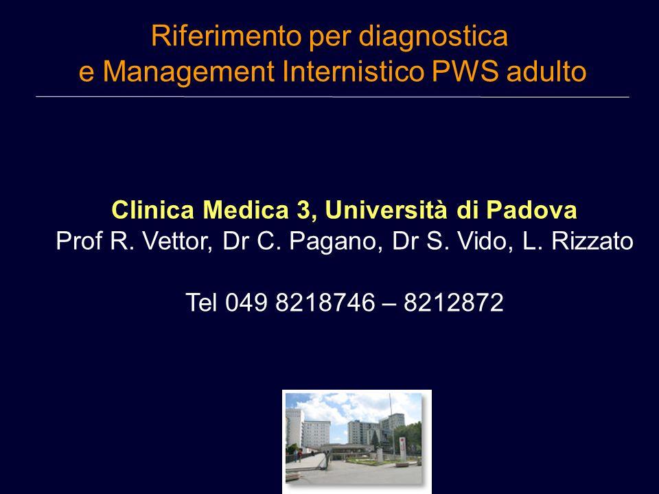 Clinica Medica 3, Università di Padova