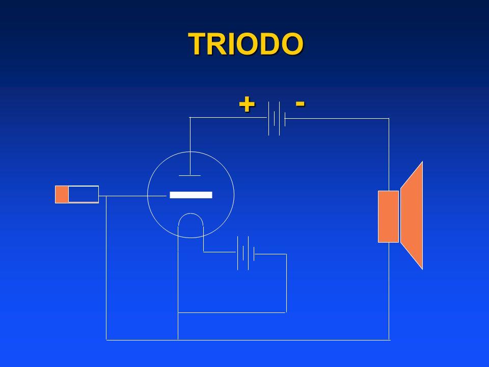 TRIODO + -
