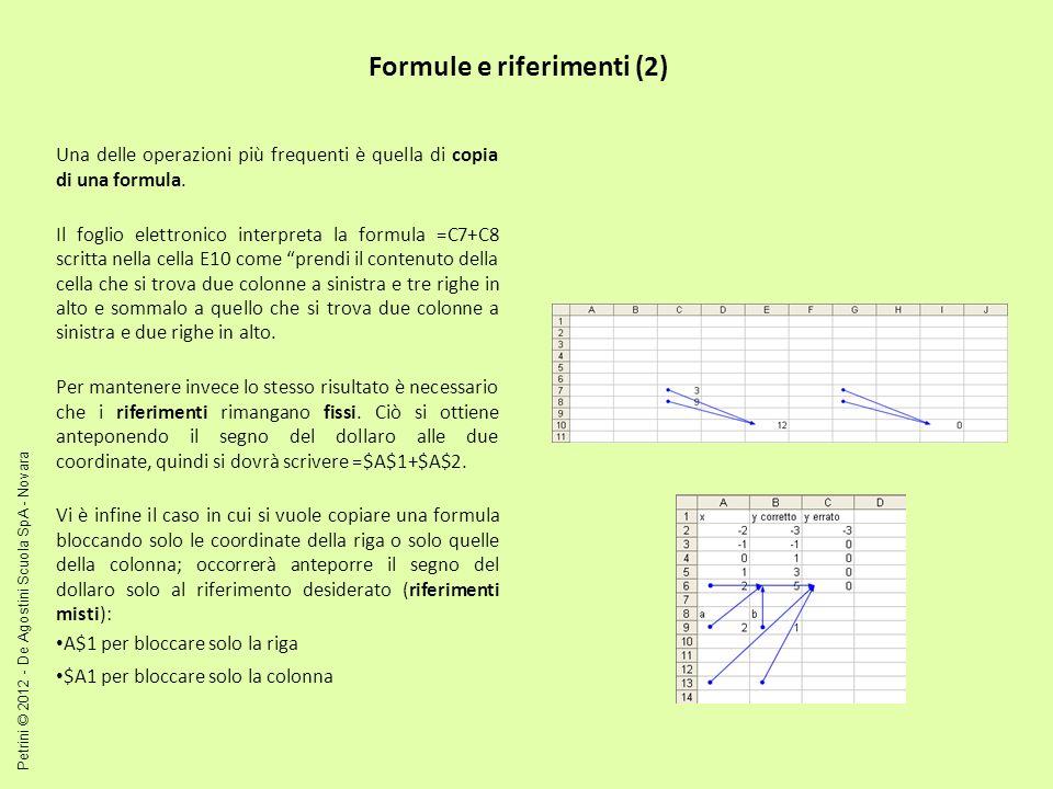 Formule e riferimenti (2)