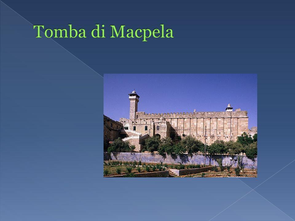 Tomba di Macpela