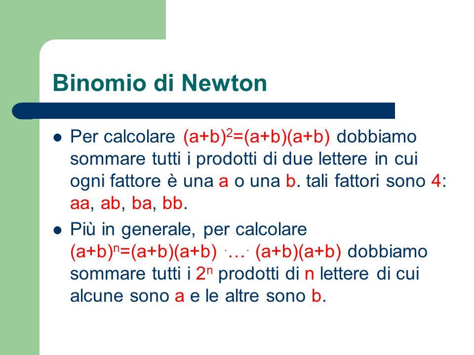 Binomio di Newton