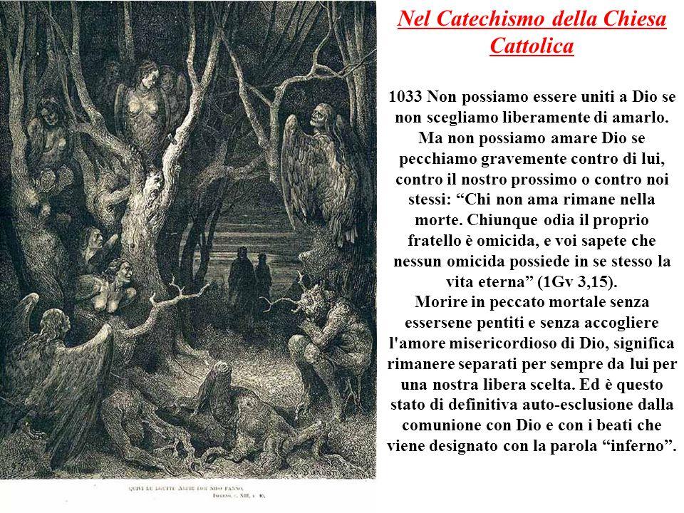 Nel Catechismo della Chiesa Cattolica