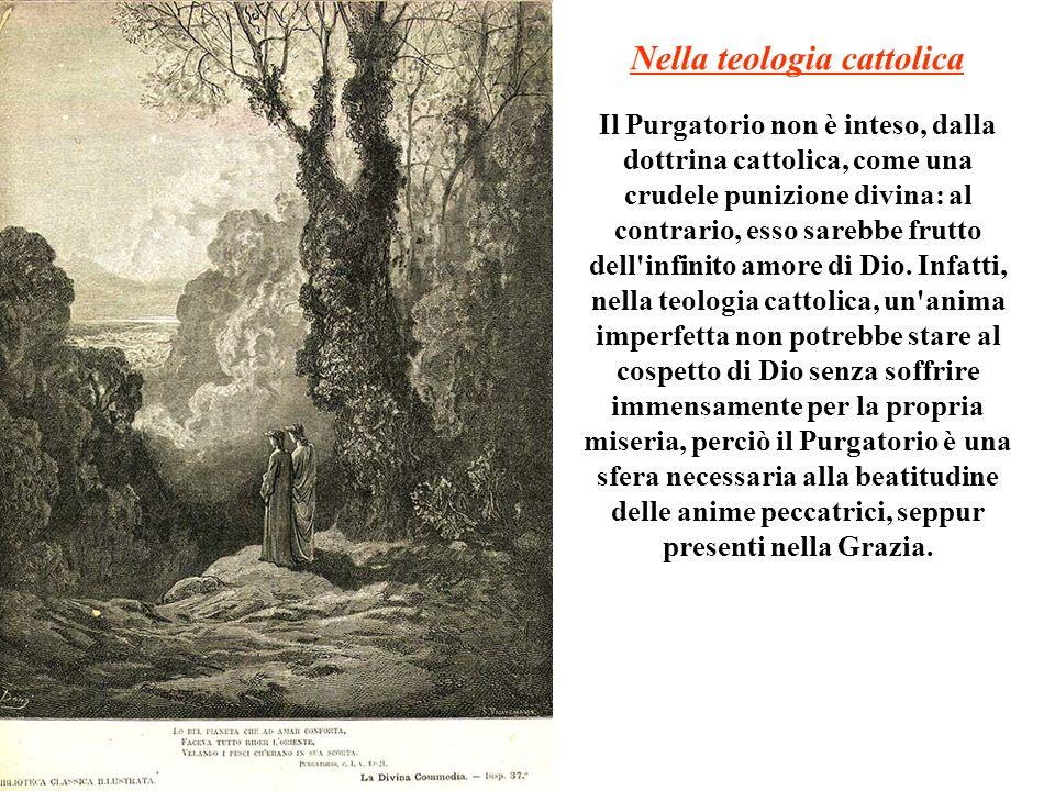 Nella teologia cattolica