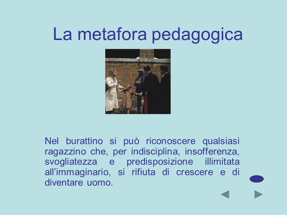 La metafora pedagogica