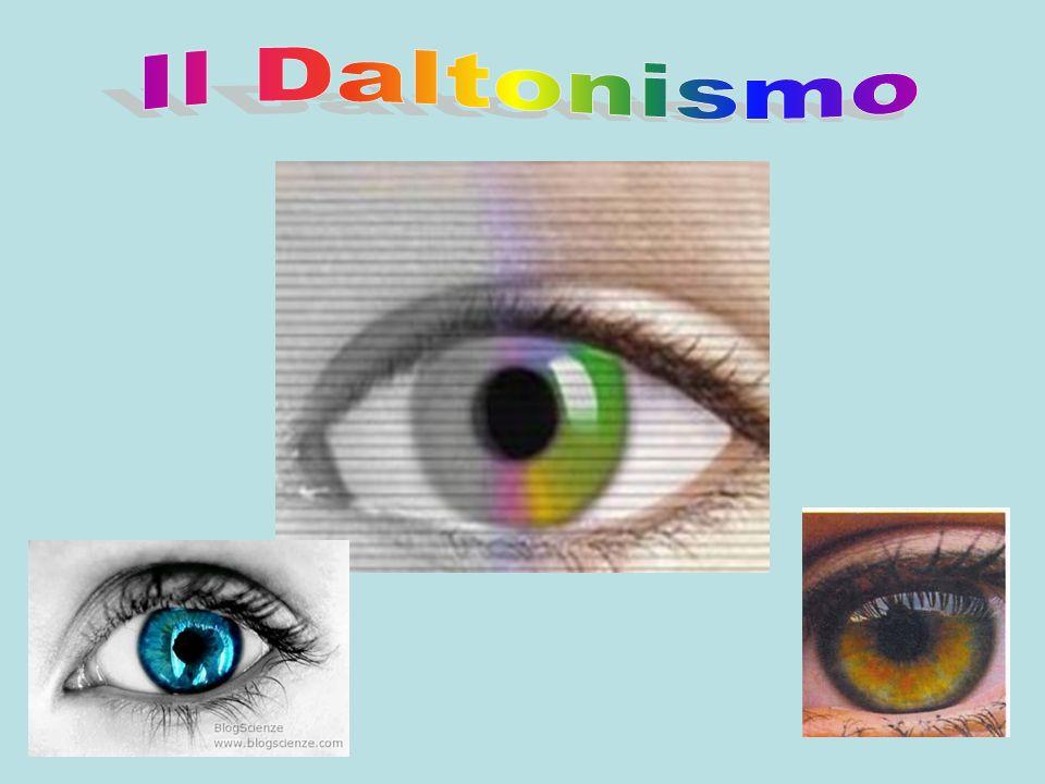 Il Daltonismo