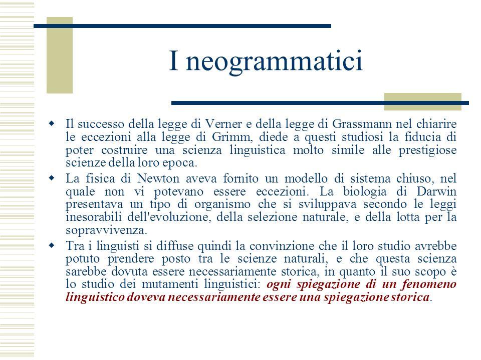 I neogrammatici