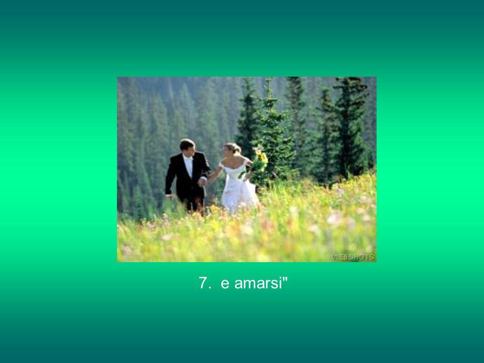 7. e amarsi