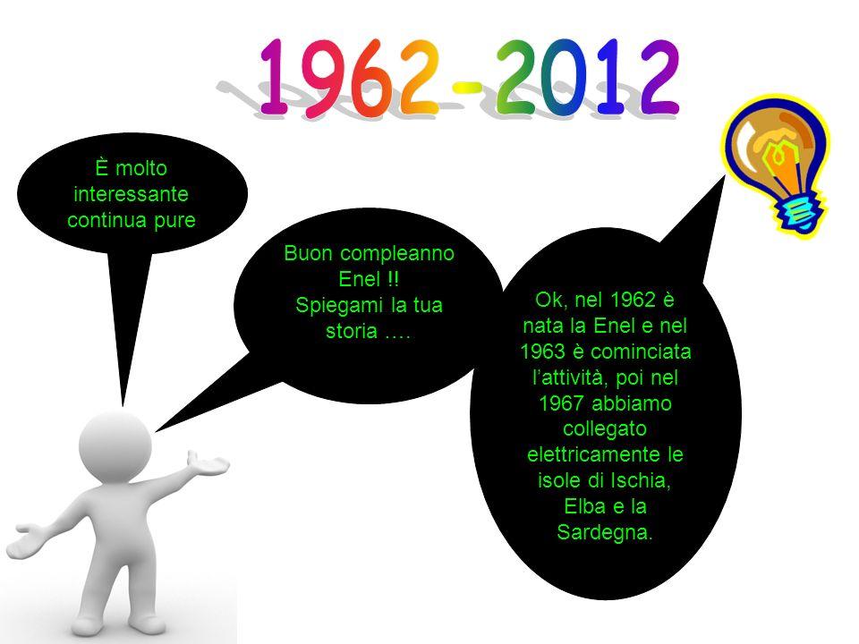 1962-2012 È molto interessante continua pure Buon compleanno Enel !!