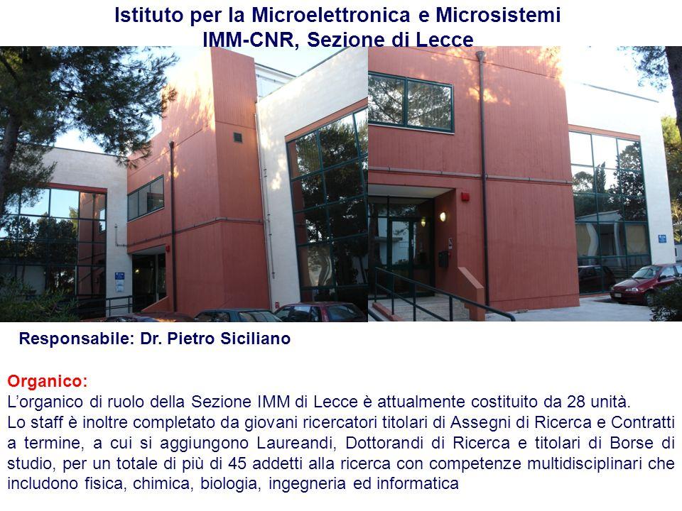 Istituto per la Microelettronica e Microsistemi