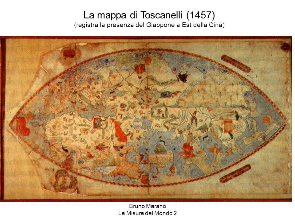 La mappa di Toscanelli (1457)