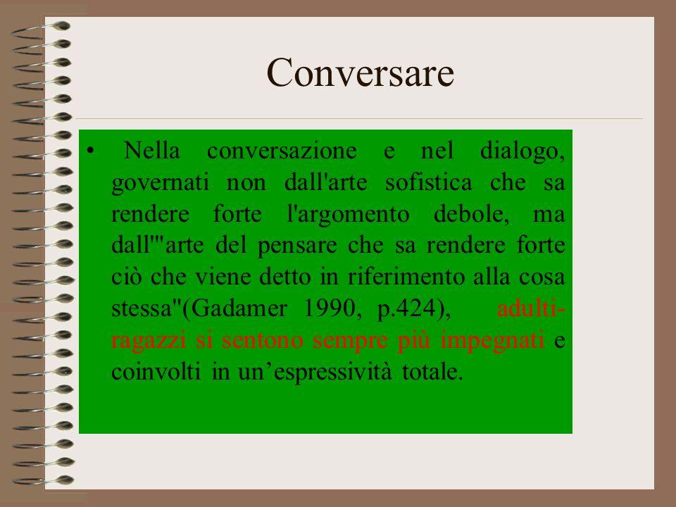 Conversare