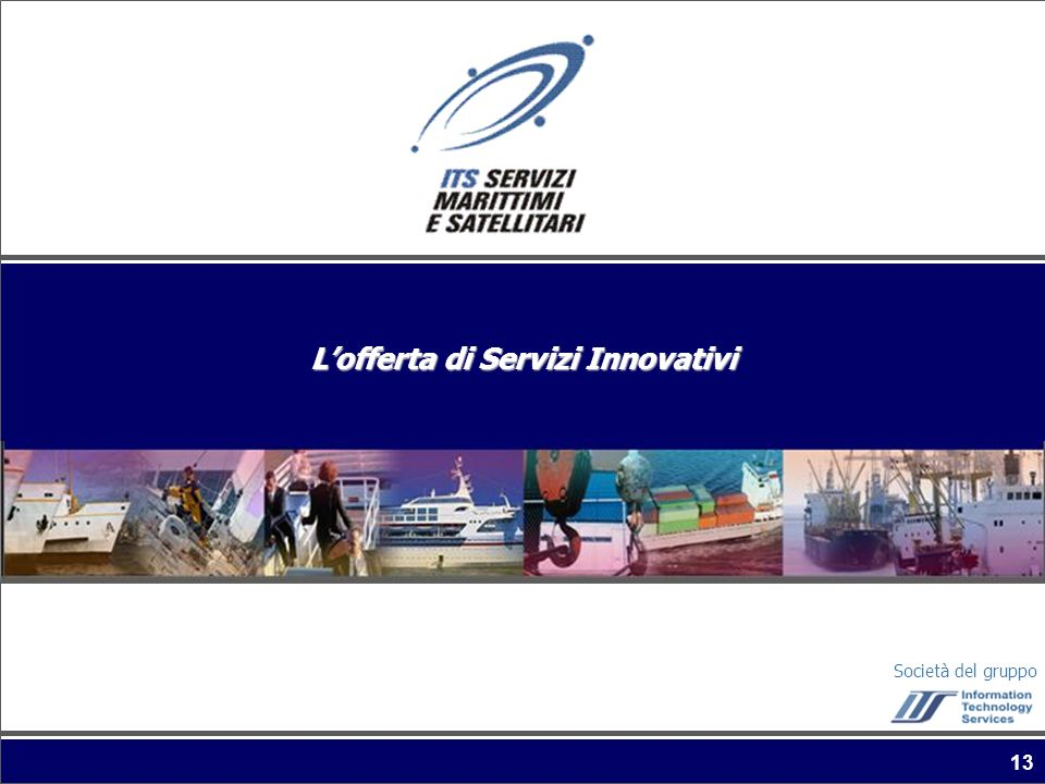 L'offerta di Servizi Innovativi