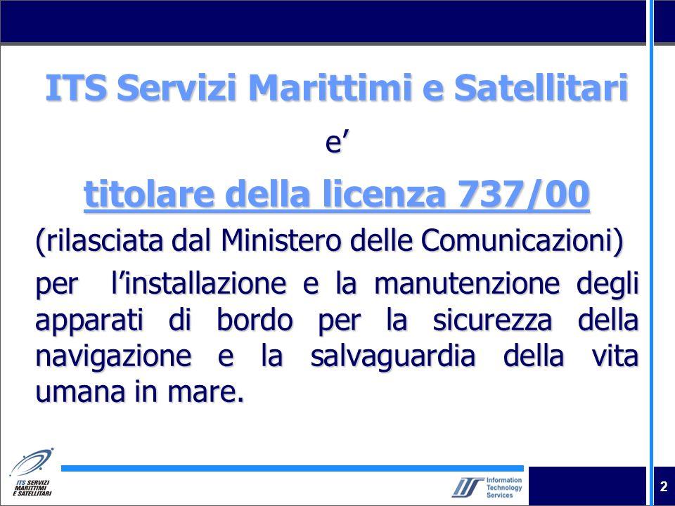 ITS Servizi Marittimi e Satellitari