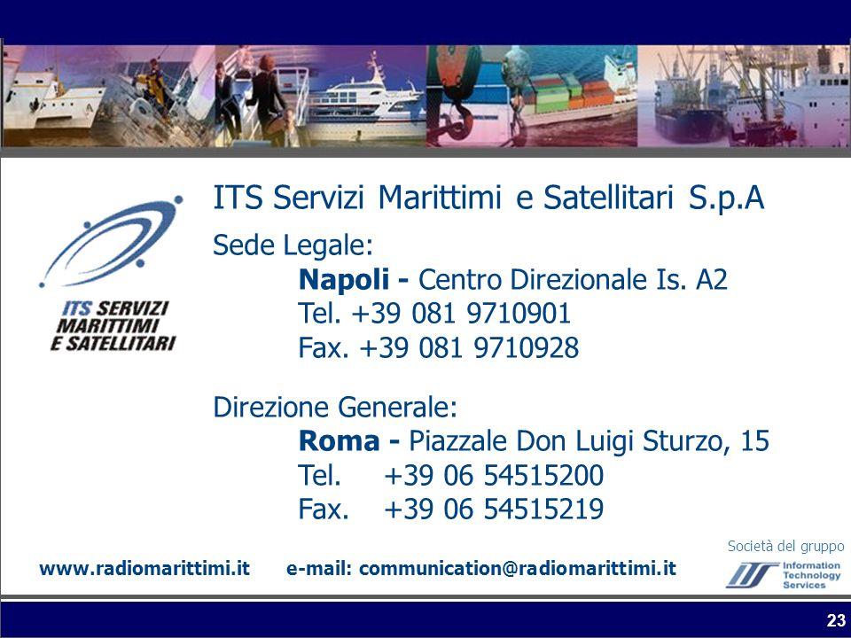 ITS Servizi Marittimi e Satellitari S.p.A