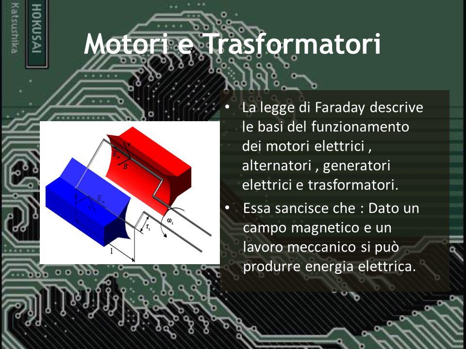 Motori e Trasformatori