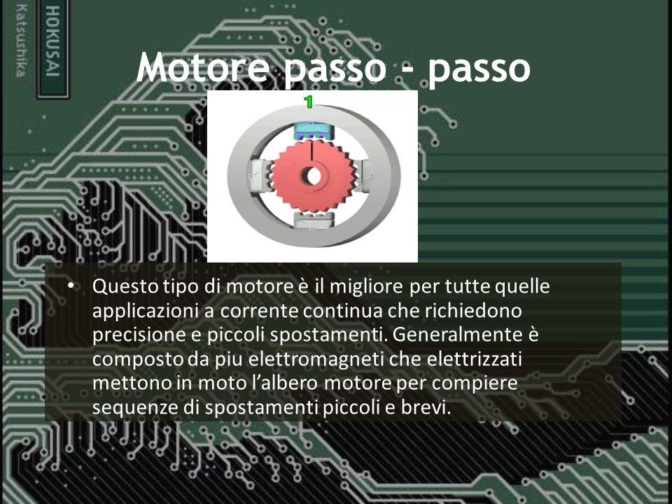 Motore passo - passo