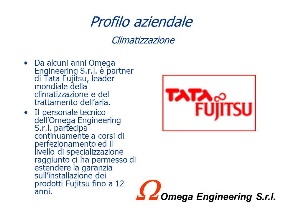 Profilo aziendale Climatizzazione