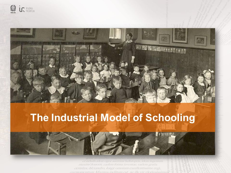 The Industrial Model of Schooling