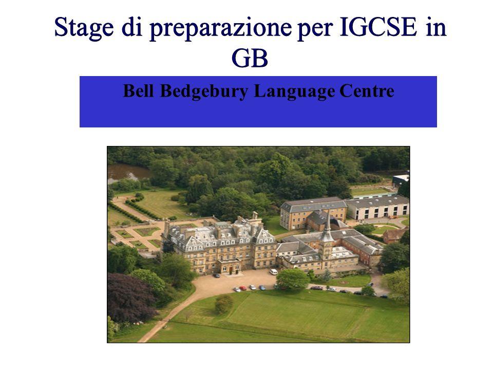 Bell Bedgebury Language Centre