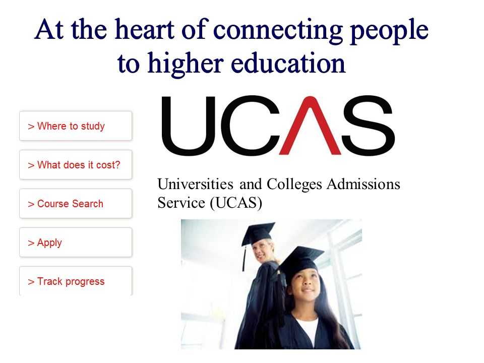 At the heart of connecting people to higher education