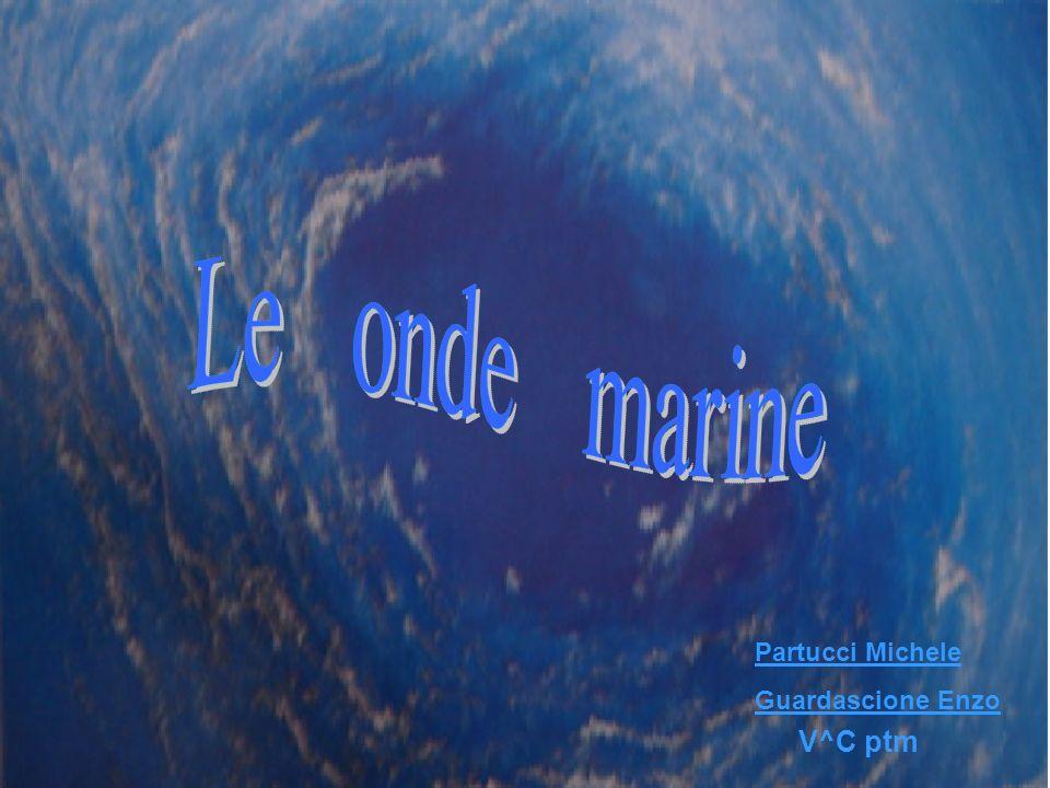 Le onde marine Partucci Michele Guardascione Enzo V^C ptm