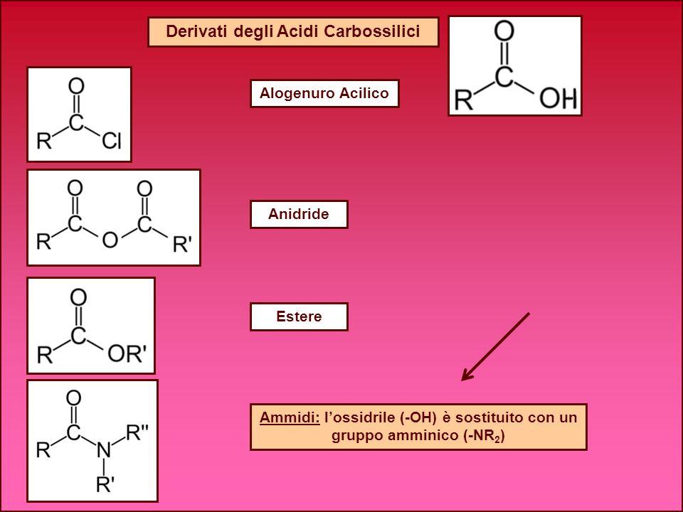 Derivati degli Acidi Carbossilici