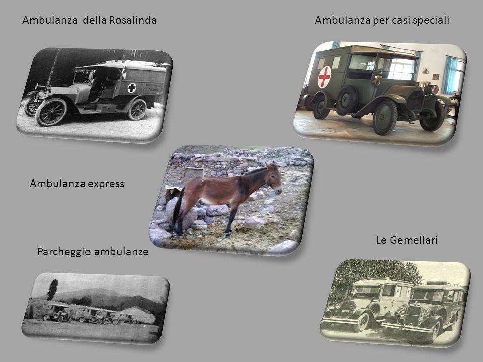 Ambulanza della Rosalinda