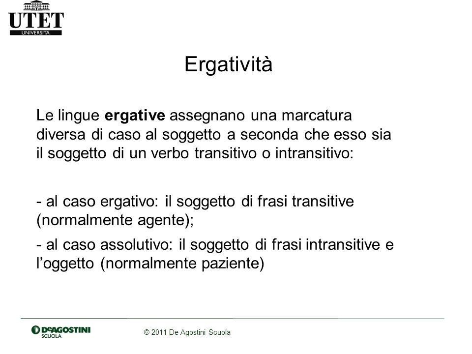 Ergatività