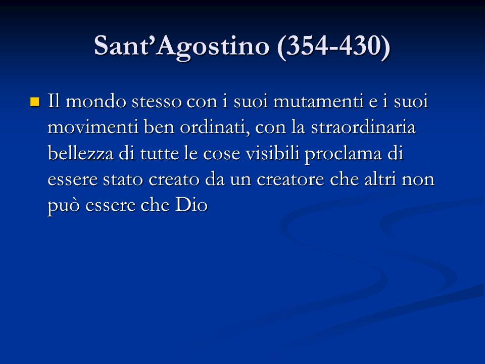 Sant'Agostino (354-430)