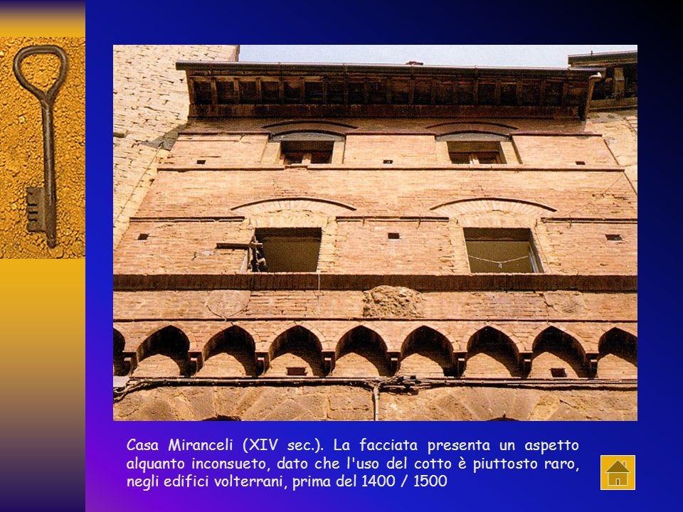 Casa Miranceli (XIV sec. )