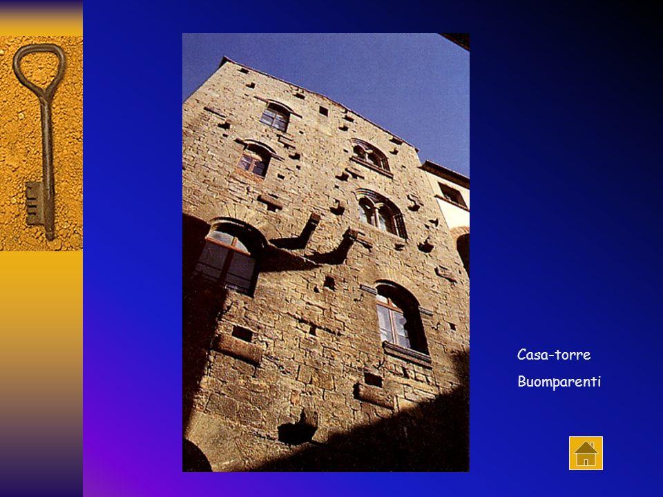 Casa-torre Buomparenti