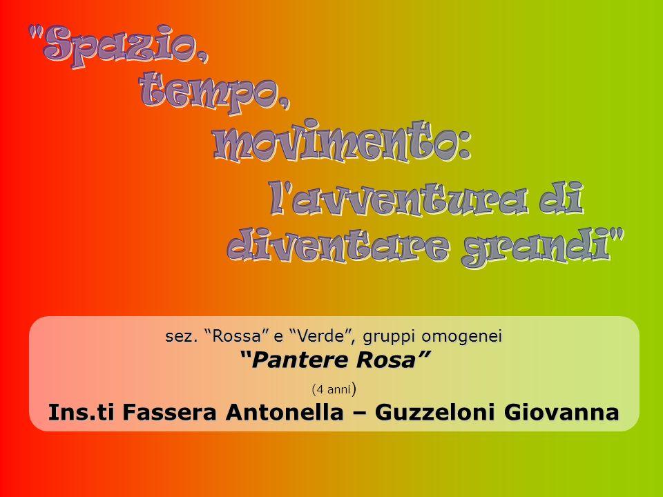 Ins.ti Fassera Antonella – Guzzeloni Giovanna