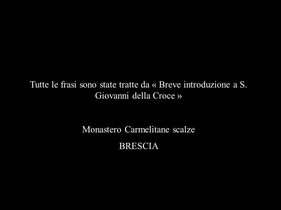 Monastero Carmelitane scalze
