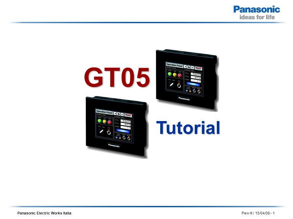 GT05 Tutorial