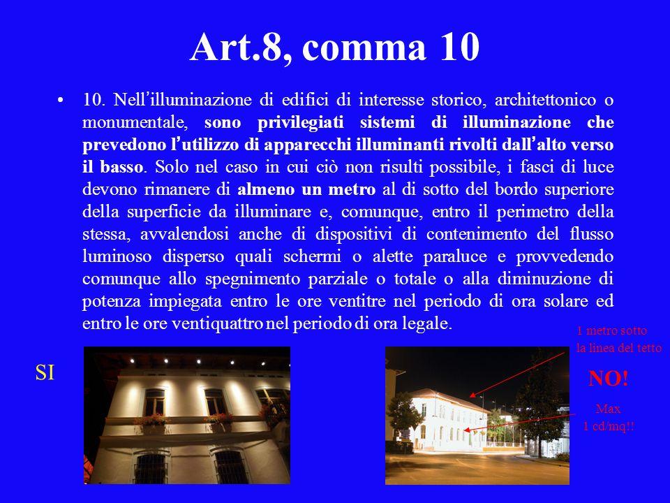 Art.8, comma 10