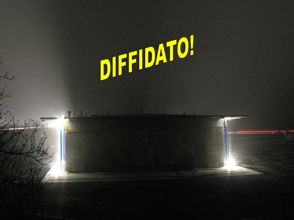 DIFFIDATO!