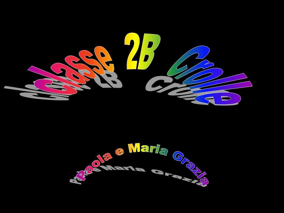 classe 2B Crolle Paola e Maria Grazia