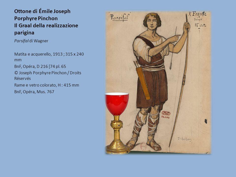 Ottone di Émile Joseph Porphyre Pinchon Il Graal della realizzazione parigina