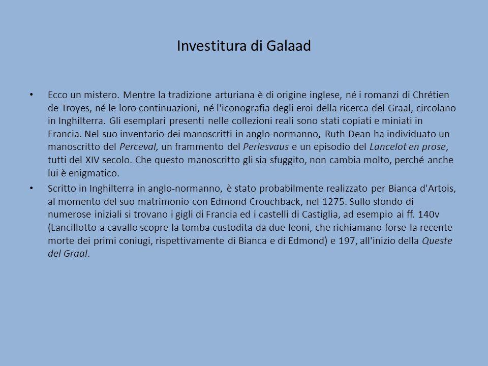 Investitura di Galaad