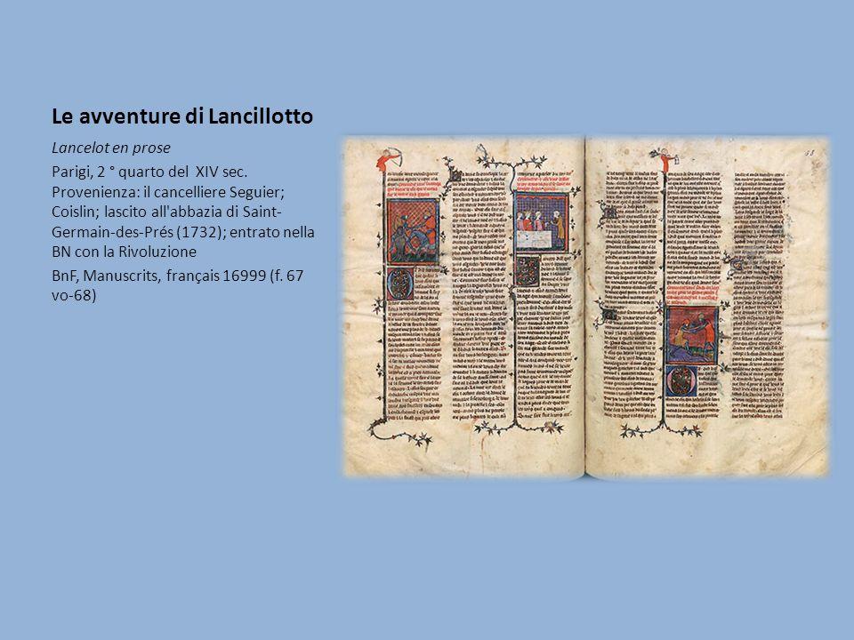 Le avventure di Lancillotto