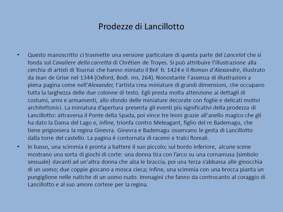 Prodezze di Lancillotto