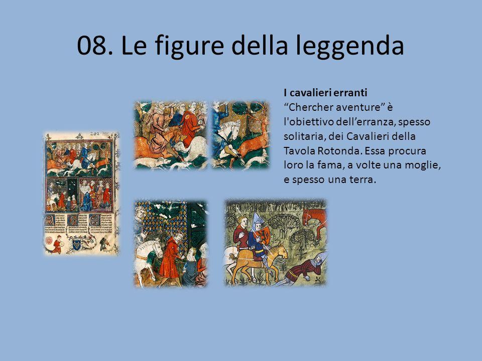 08. Le figure della leggenda