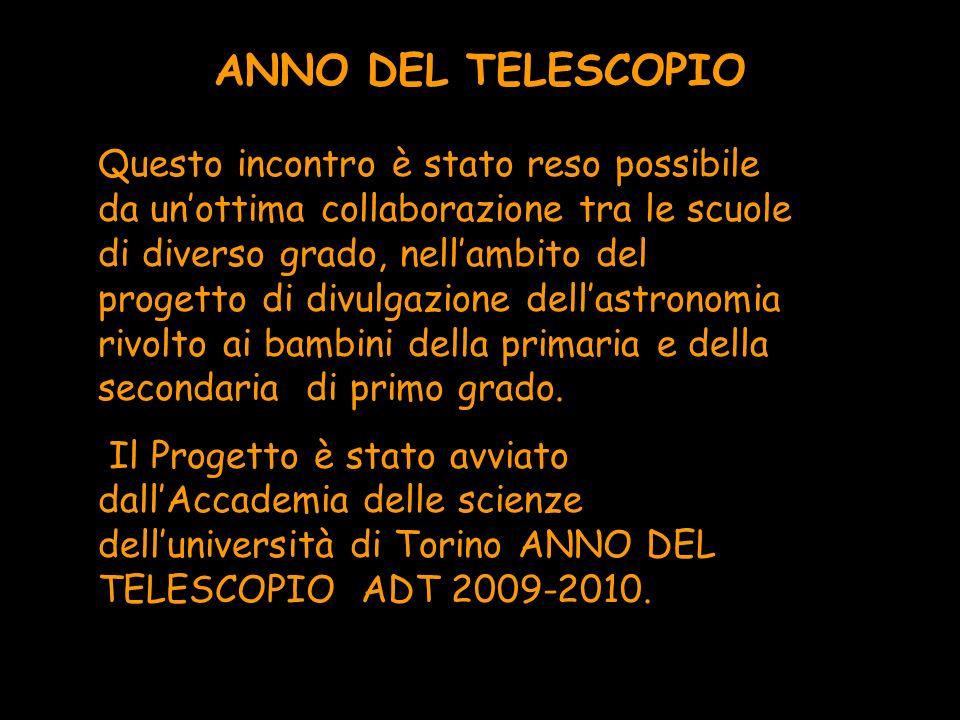 ANNO DEL TELESCOPIO