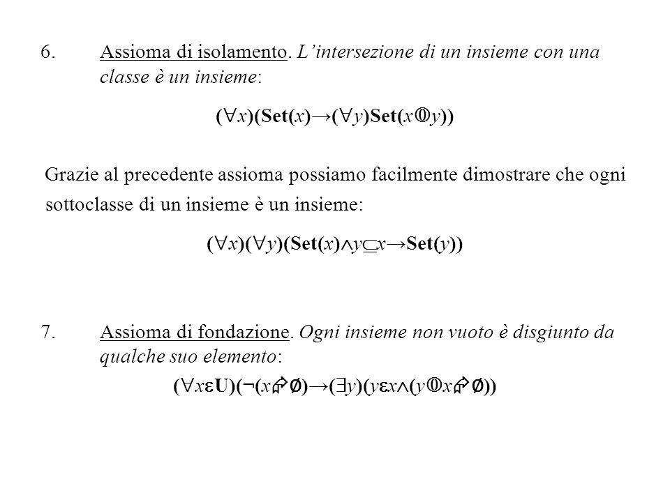 (x)(Set(x)→(y)Set(xy))