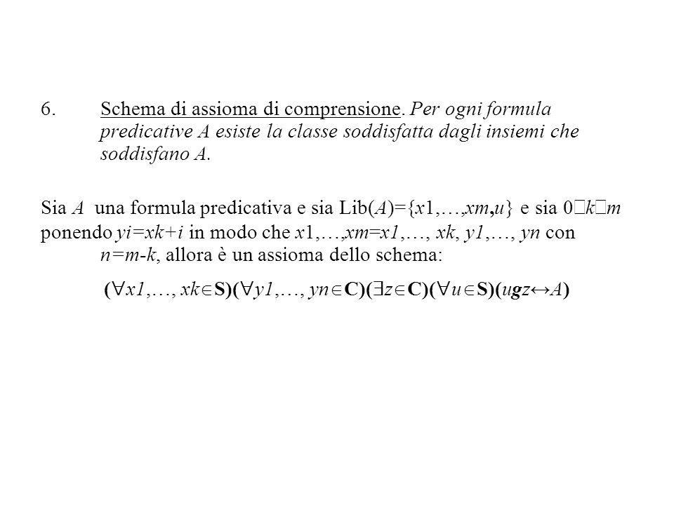 (x1,…, xkS)(y1,…, ynC)(zC)(uS)(ugz↔A)