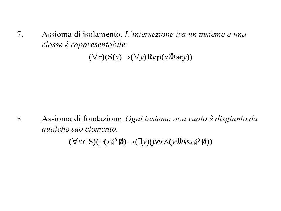 (x)(S(x)→(y)Rep(xscy))