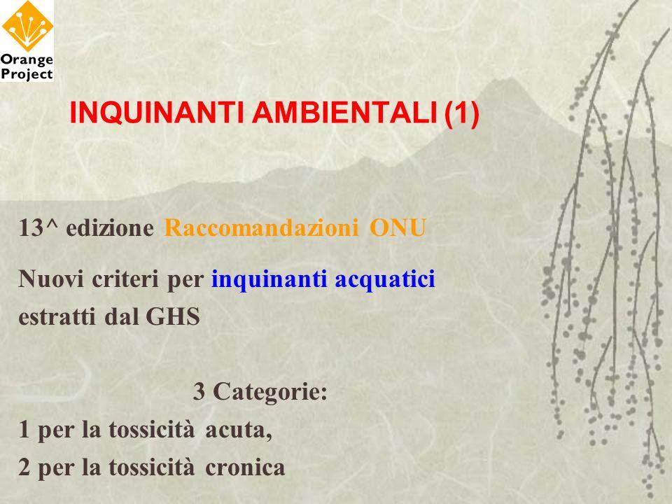 INQUINANTI AMBIENTALI (1)