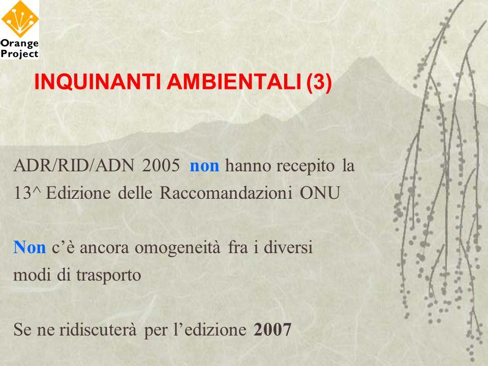 INQUINANTI AMBIENTALI (3)