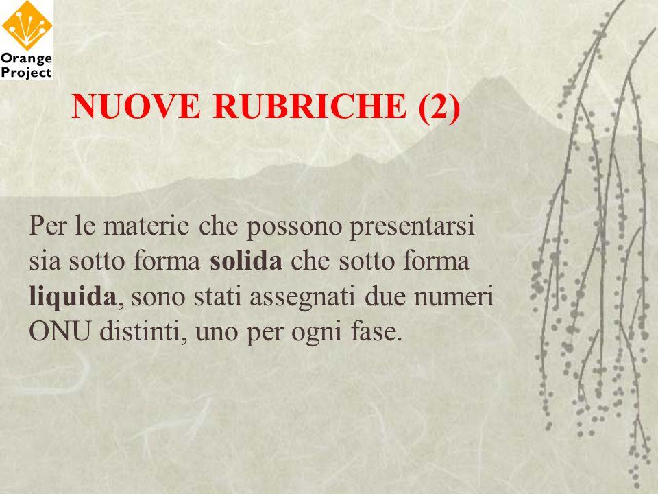 NUOVE RUBRICHE (2)