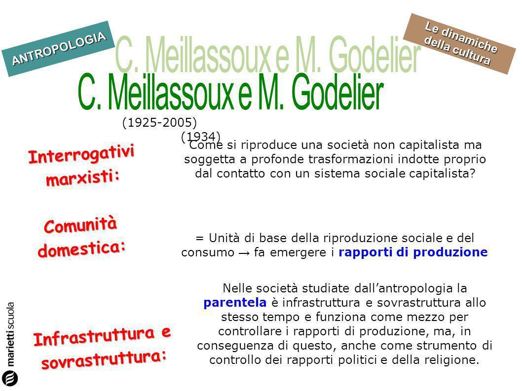 Interrogativi marxisti: Infrastruttura e sovrastruttura:
